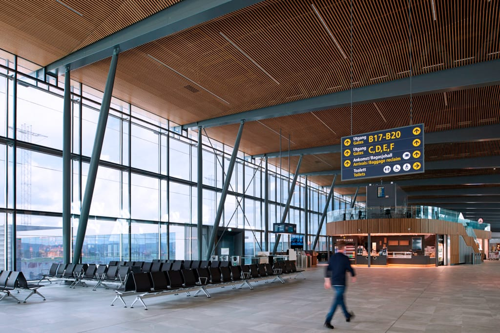 Bergen Airport Norway Bergen
