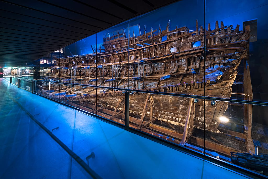 Mary Rose Museum UK London