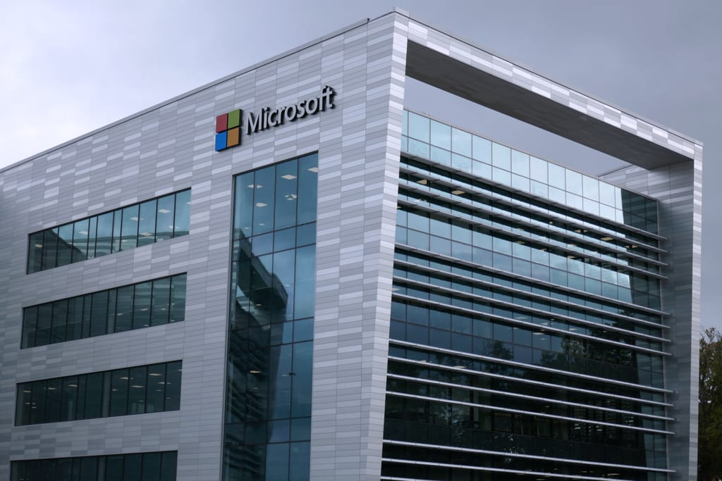 One Microsoft Place is among the winners of OPAL Awards