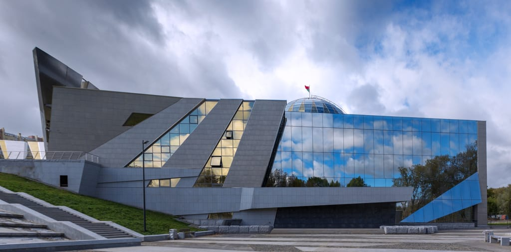 Museum of The Great Patriotic War Belarus Minsk
