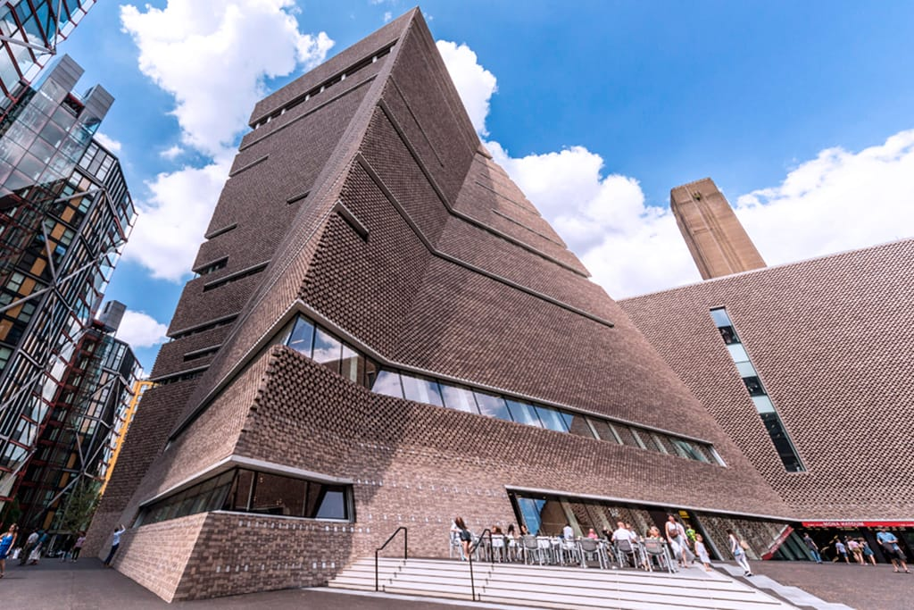 Tate Modern UK London