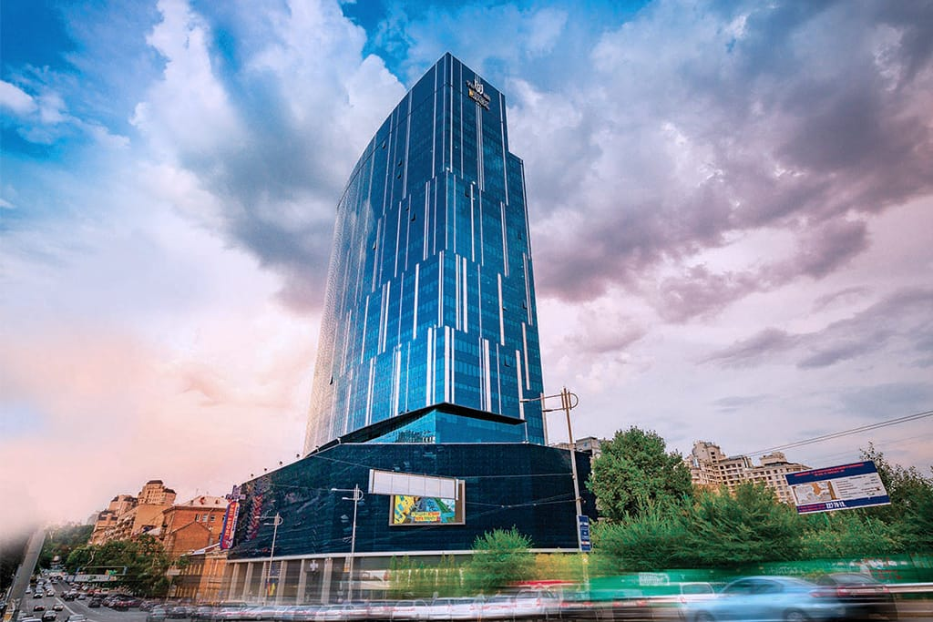 101 Tower Ukraine Kiev